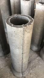 Manilha de concreto