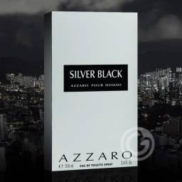 Azzaro silver black 100ml perfume