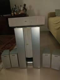 Home Theater Sony Str- DE 485 áudio vídeo receiver