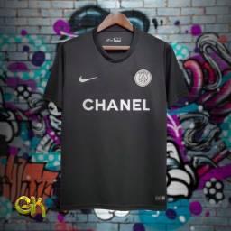 Camisa PSG Chanel Concept