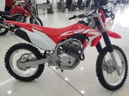 CRF 250cc disponível, poucas unidades