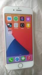 Estado de zero iPhone 7 32gb rosé impecável