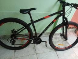 Bicicleta CALOI Supra aro 29' câmbio Shimano
