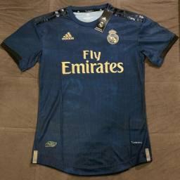 Camisa tailandesa Real Madrid 19/20 tamanho P