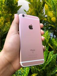 iPhone 6s Rose (Completo) Novo