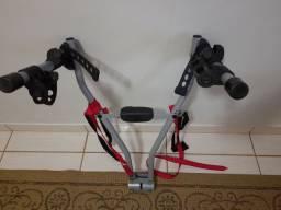 Rack transbike traseiro de engate Easy 2 para 2 Bikes Equimax