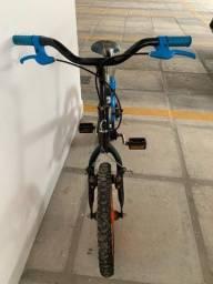 Caloi Hot Wheels aro 16 usada
