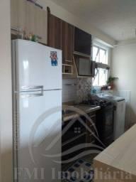 Apartamento à venda com 3 dormitórios em Jardim interlagos, Hortolândia cod:AP000495