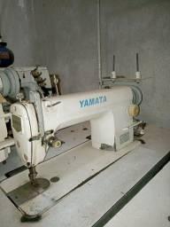 Máquina de costura Reta Yamata