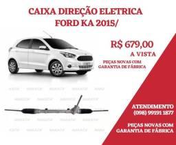 CAIXA DIREÇÃO ELÉTRICA FORD KA 2015 EM DIANTE