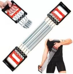 Mola Extensora Elástico Exercícios em Casa Ombro Tricep Biceps _ ep18