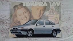 Folder Concessionária Fiat Tempra 16V