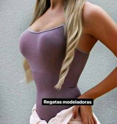Blusinha básica modeladora