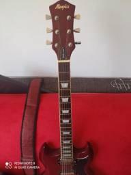 Guitarra Memphis Msg-100 + Caixa amplificada Meteora Mg10