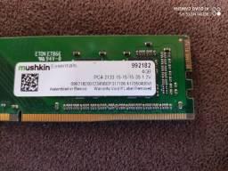 Memória RAM DDR4 4GB