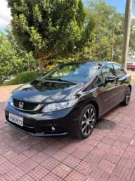 Honda Civic LXR 2.0 Flex 2015 Automático