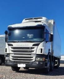 Scania bitruck p 310 8x2 ano 2016 completo