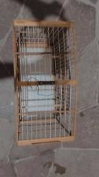 $80 gaiola de trinca-ferro