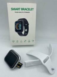 Smartwatch D20 Branco