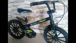 Bicicleta infantil Batman