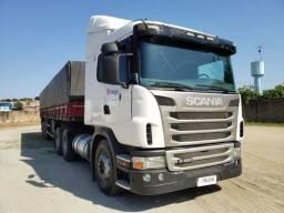 Scania G420 A 6x2 Ano 2010/10 = R440 Fh440 420
