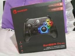 Gamesir T4 Pro - Controle Bluetooth/ Wireless/ Cabo USB