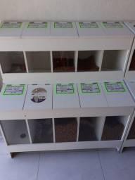 Vendo Petbox para casa de ração