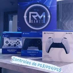 Controle PS5 (PRONTA ENTREGA)