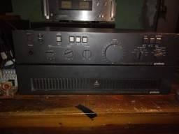 Amplificador p 2 gradiente esotec