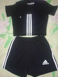 Conjunto Adidas feminino
