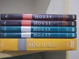 DVDs Dr House