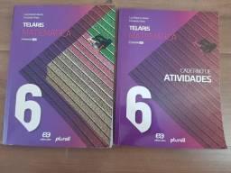Livro Teláris Matemamática Plurall 6° ano