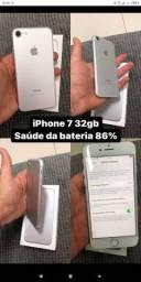 iPhone 7 usado ótimas condições 32gb