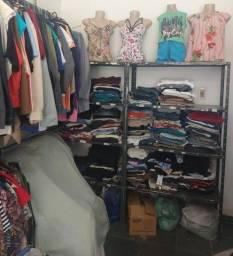 Fardo Para Bazar Feminino 50 Peças Sortidas Cod 5