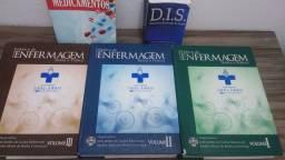 Módulos do curso técnico em enfermagem