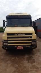 Carreta Scania Completa