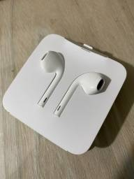 Fone Apple original NOVO