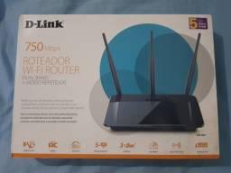 D-Link DIR 809 Roteador Wi-Fi Dual Band