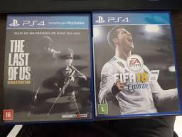 The Last Of Us e FIFA 18