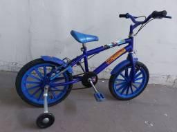 Bicicleta infantil aro 16 - entrego- aceito picpay