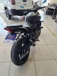Moto Yamaha Mt07 2021 estado de zero