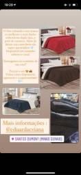 Cobertores Casal e Solteiro