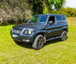Pajero TR4 4x4 flex manual