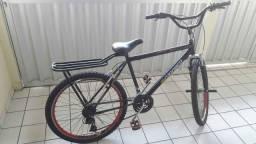 Bike aro 26 - ACEITO CARTÃO