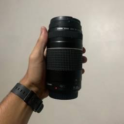 Lente da Canon 75-300 f4