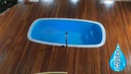 TA- Piscina de fibra 4 metros direto de fábrica - Alpino piscinas !!!!!!