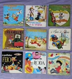Coleção Disquinho Infantil, Taba e Disney