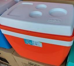 Caixa térmica nova de 34LT