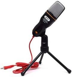Microfone Com Entrada P2
