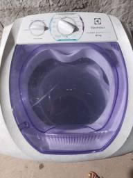 Máquina de lavar pra retirada de peças